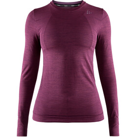 Craft Fuseknit Comfort Roundneck LS Shirt Women tune